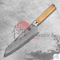 """nůž kuchařský/Chef 8"""" (200mm) SOK Olive Sunshine"""