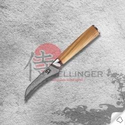 """nůž okrajovací Paring 3,5"""" (85mm) SOK Olive Sunshine"""