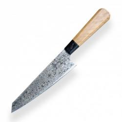 nůž Kiritsuke Dellinger Damascus Hard Work