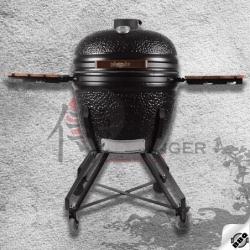 """keramický gril kamado Dellinger Smoke&Fire 23,5"""" černý"""