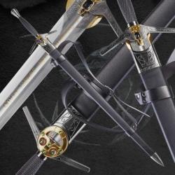 The WITCHER Sword - funkční meč, ostřený