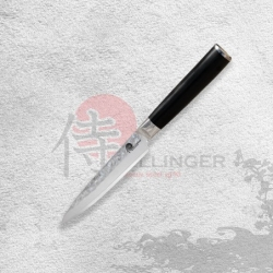 "nůž Utility 5"" (115mm) Dellinger Tsuchime Professional Damascus"