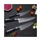 Utility 120mm-Suncraft Senzo Classic-Damascus-japonský kuchyňský nůž-Tsuchime- VG10–33 vrstev
