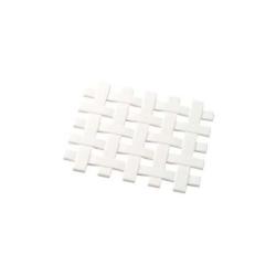 silikonová tepelně odolná protiskluzová podložka ( mřížka ) SUNCRAFT - bílá