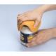silikonová tepelně odolná protiskluzová rukavice a podložka SUNCRAFT - oranžová