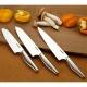 nůž na chléb a pečivo (Bread) 200mm - Suncraft MOKA, japonský kuchyňský nůž
