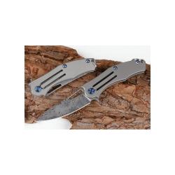 nůž zavírací Dellinger Pocket Damascus II
