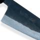 nůž Nakiri 170 mm - KIYA - Suminagashi - Damascus 11 layers
