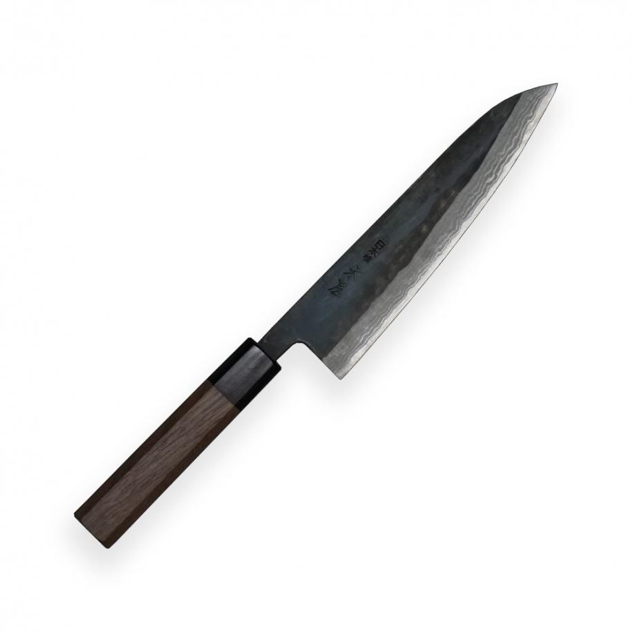 nůž Gyuto / Chef 180 mm - KIYA - Suminagashi - Damascus 11 layers