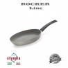 pánev ROCKER Ø 20 cm z litého hliníku s minerálním kameninovým povrchem