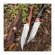 nůž lovecký Dellinger Streiter vg-10 Ebony
