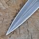 nůž lovecký Dellinger - LANZE VG-10 Damascus
