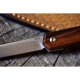 nůž zavírací Tanto Dellinger NADEL M390 Powder Steel