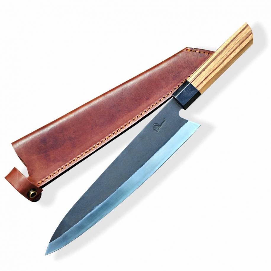 """nůž Dellinger """"D2"""" Zebrano"""