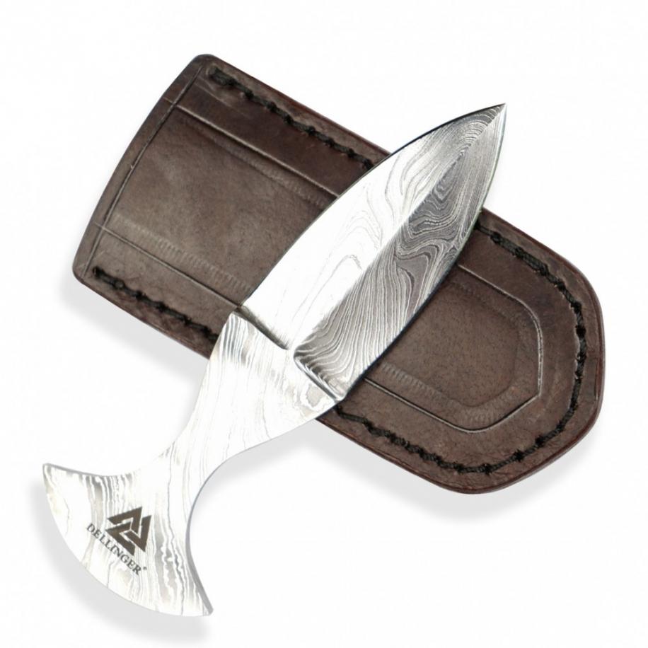 nůž Dellinger Impact Dagger Damascus