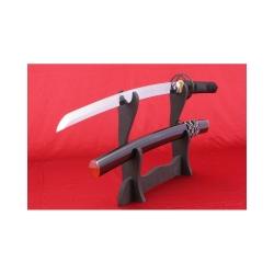 Wakizashi MURATA ručně kované z oceli AISI 1095 s reálným hamonem