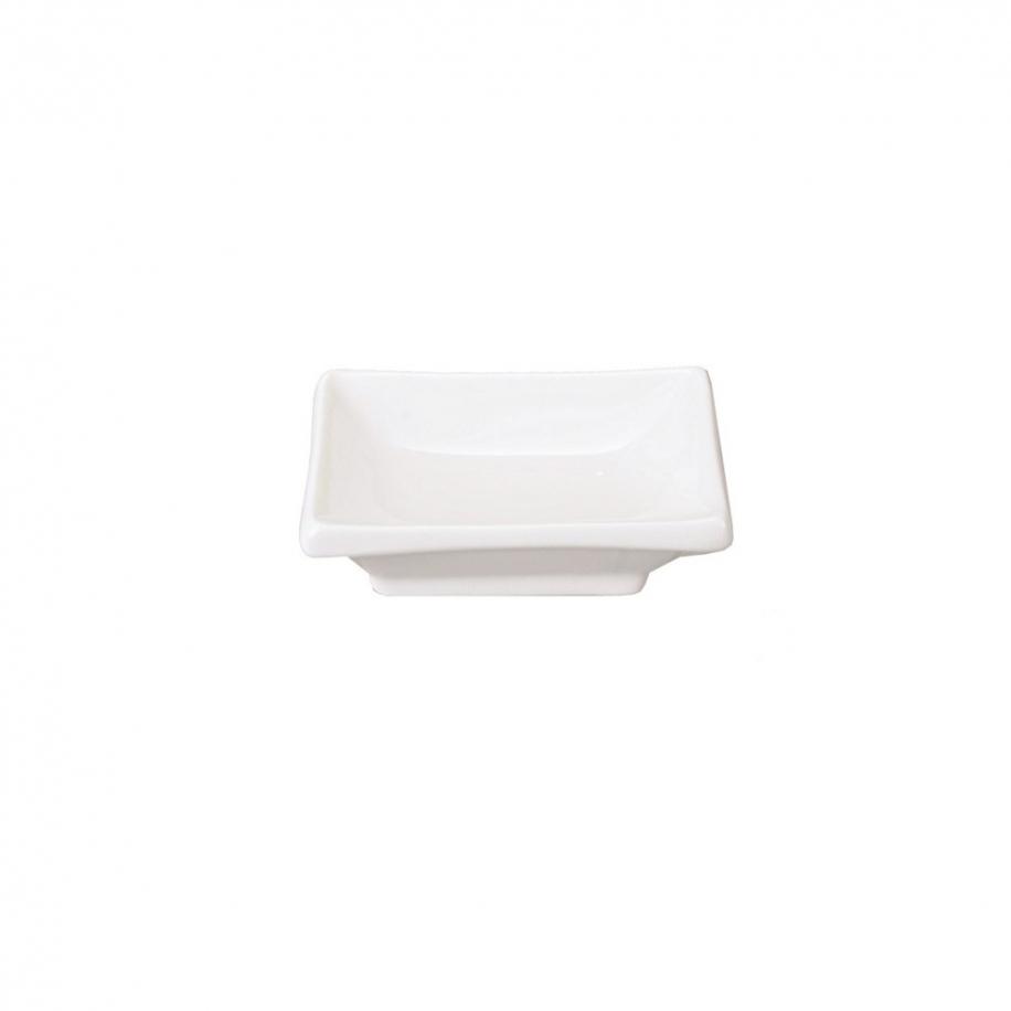 mistička na omáčku 10x6 cm - Série White