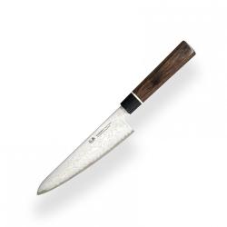 nůž Santoku 143 mm Suncraft VG-10 Black Damascus