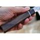 nůž Santoku 167 mm Suncraft VG-10 Black Damascus