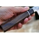 nůž Sashimi 210 mm Suncraft VG-10 Black Damascus