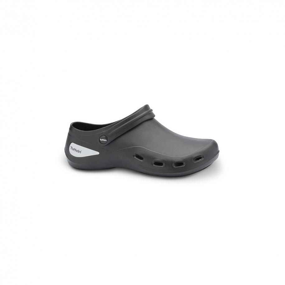 Pracovní obuv Invigorate WearerTech protiskluzová černá