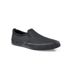 Pracovní obuv Ollie SFC kůže - barva černá