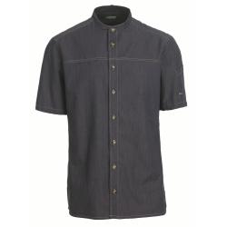 25207 Kentaur - pracovní košile džínová - krátký rukáv