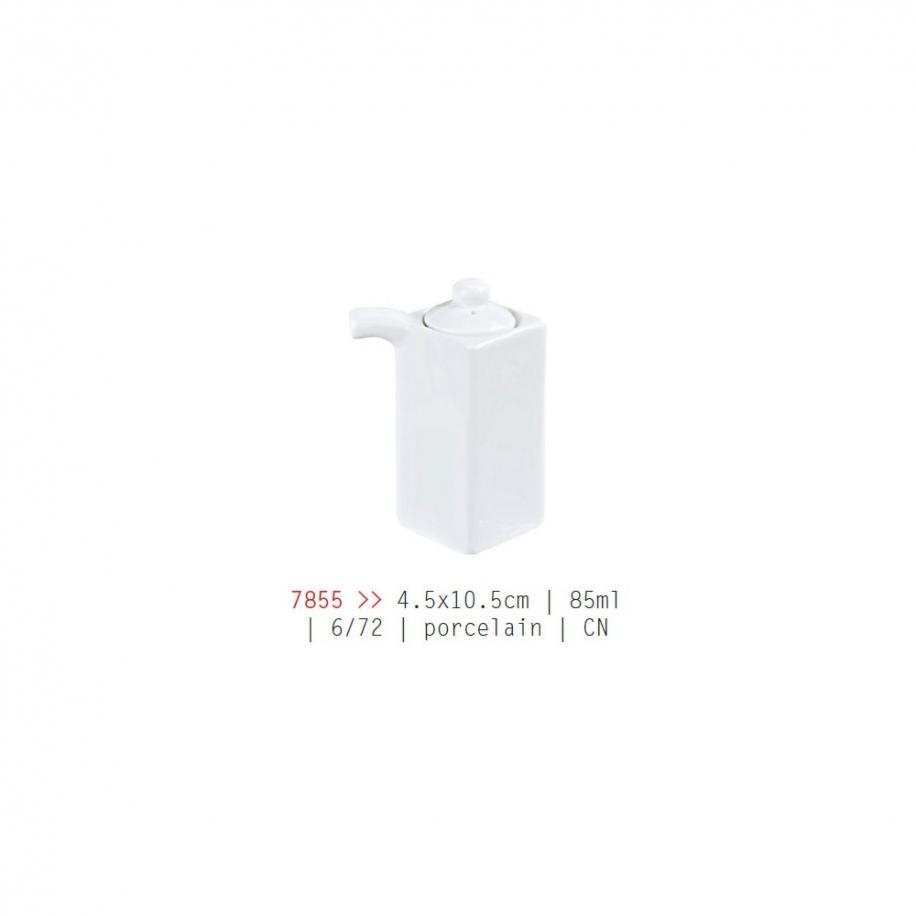 džbánek na omáčku 85 ml - série White