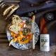 jihoamerická směs koření Rub Louisiana Cajun 100g