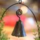 ručně kovaný Vánoční zvonek