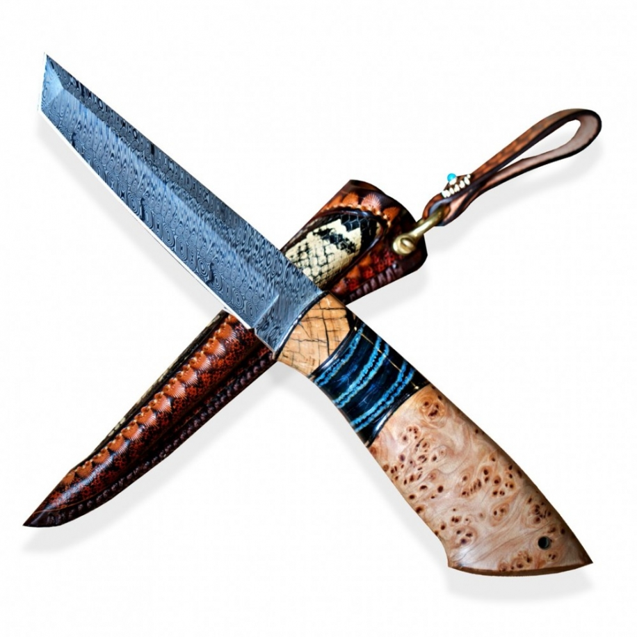 nůž Dellinger North Tanto - powder steel RWL34