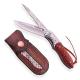 nůž zavírací s pilkou Dellinger Wilderer vg10
