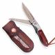 nůž zavírací s pilkou Dellinger Wilderer M390 Powder Steel