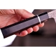 """nůž Gyuto / Chef 8,5"""" Dellinger Octagonal Ebony Wood"""